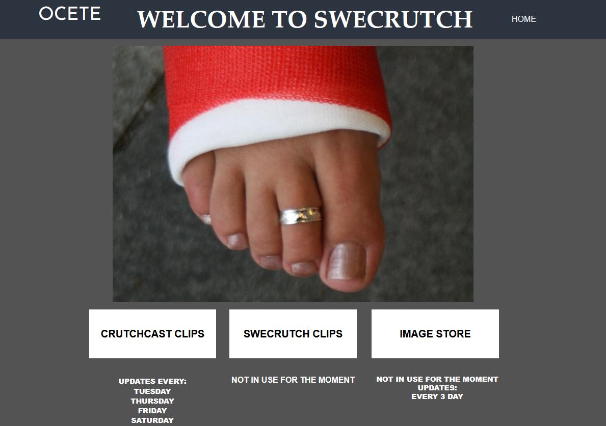 Swecrutch.com