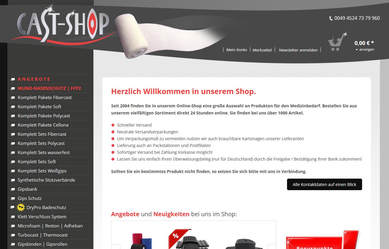 cast-shop.de