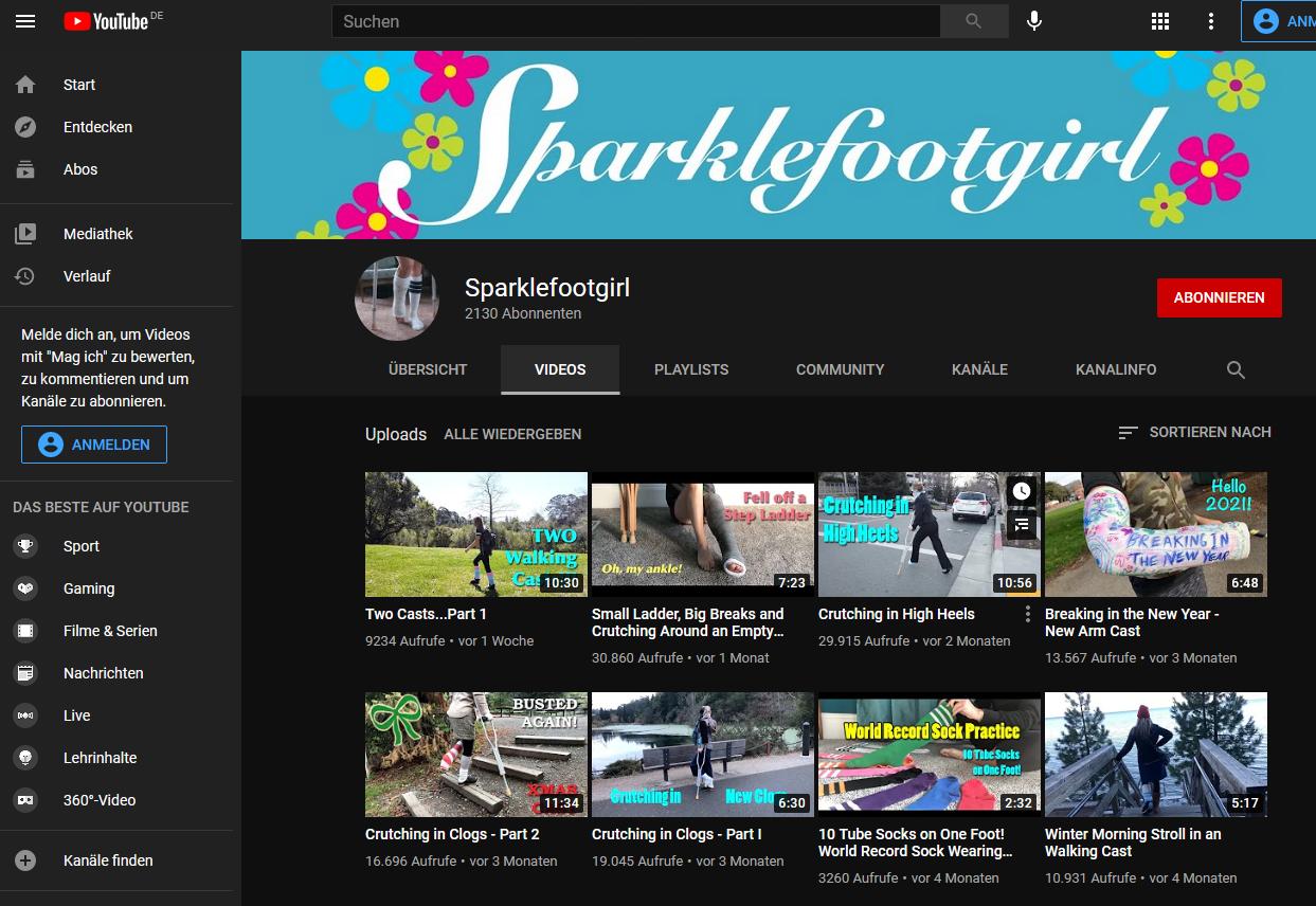 Sparklefootgirl