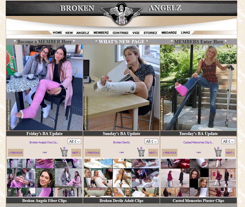Broken Angelz