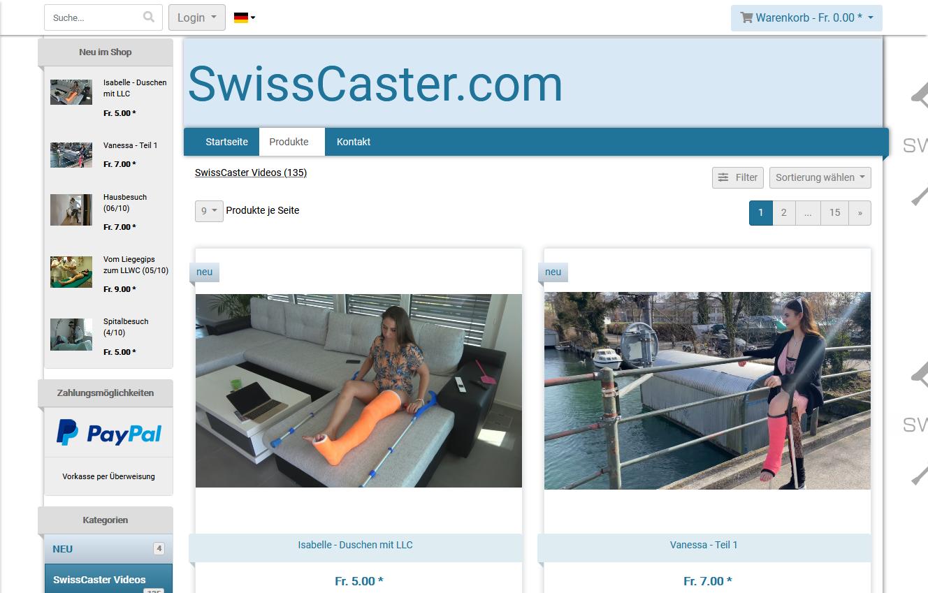 www.swisscaster.com