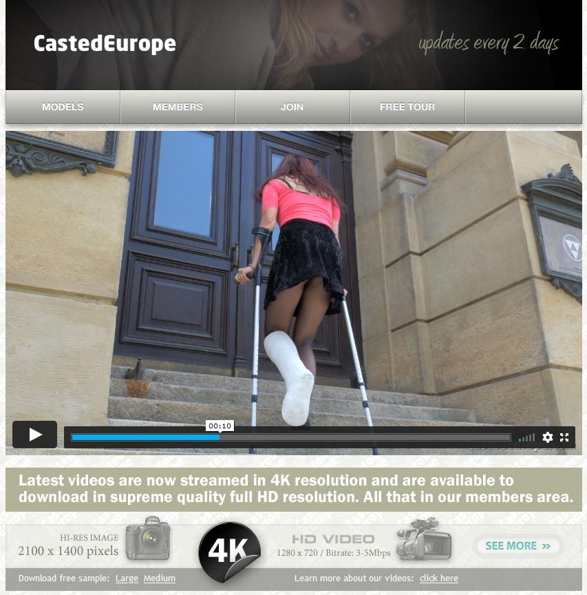 CastedEurope.com