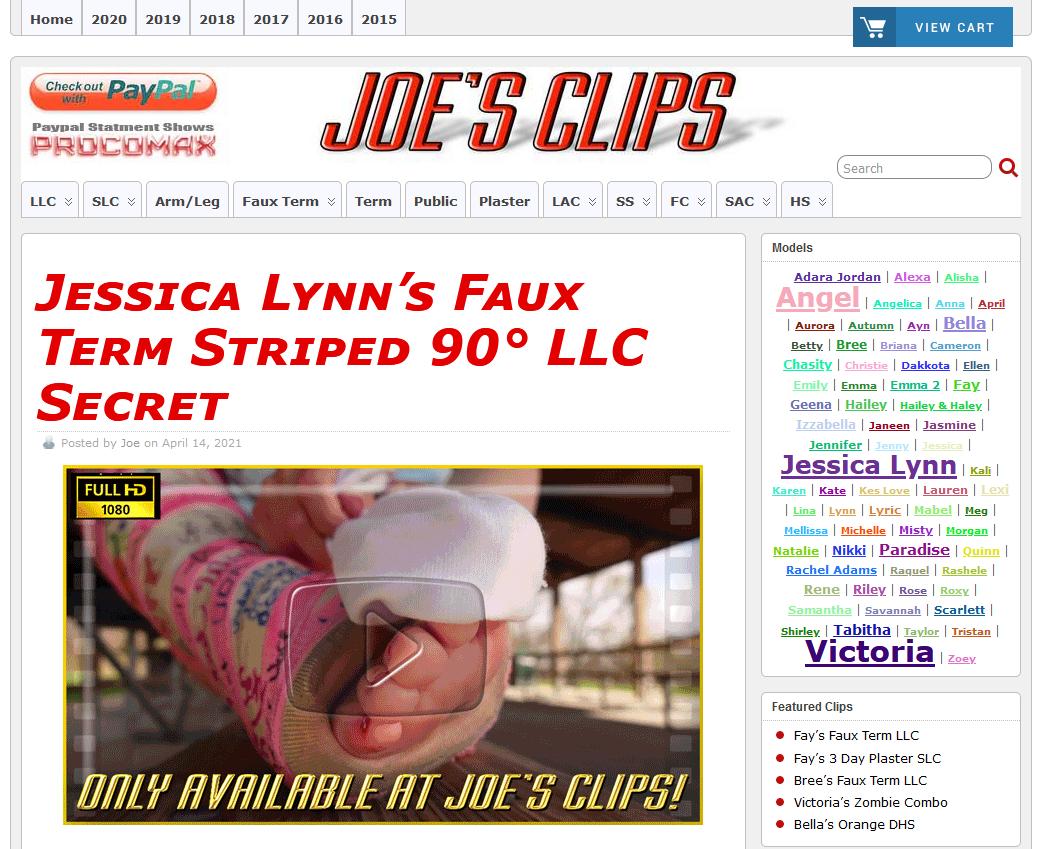 Joe's Clips