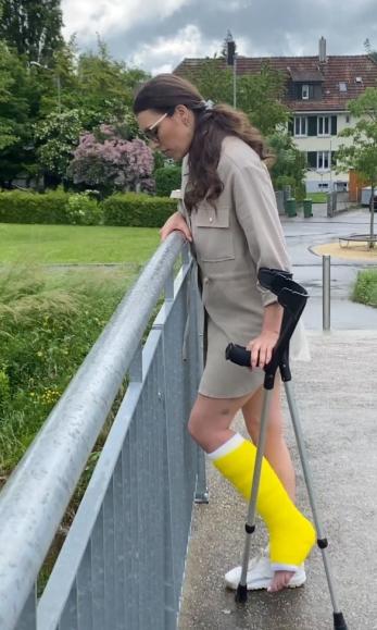 Alessia SLC - on the Schüss Island (Video)