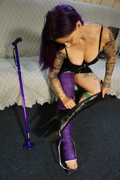 Christina Update (purple LLC with Heel Bar)