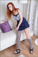 Misha LLC & SLC - both legs plastered (48 images in set)