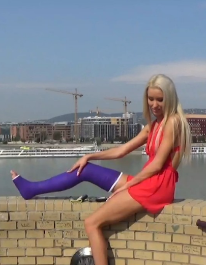 More clips online now...