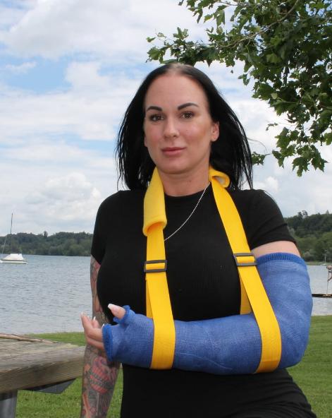 Ruby Ramos LAC - at the Lake