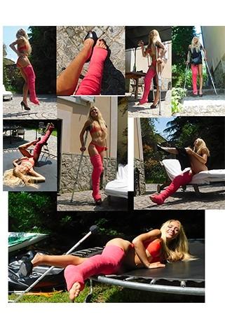 Jolie Modling in red LLC