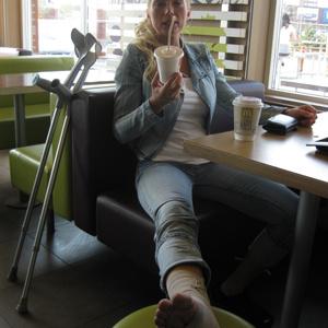 Isabella - Sprain 1