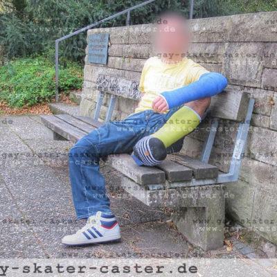 The Gay-Skater-Caster