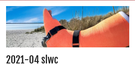 Spring Break with #orange #slwc and super cozy but rock hard #toeplate and the #Helmü #walkingheel! I'm up and away as #AccidentalTourist and having some fun in the public. Enjoy this #term cast with impressive holiday pictures from Germany sea site!
