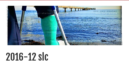 some brand new jerk off videos with my #brokenleg in a #slc and #crutches online. was around as #accidentalTourist and had lots of fun in my #brokenLeg.