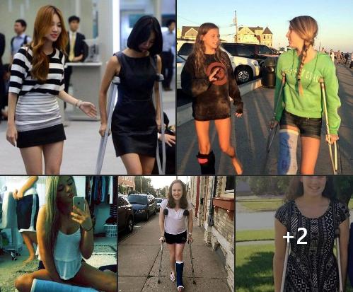 Cast Girls @facebook
